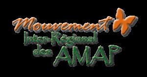 Logo de Miramap, Mouvement Inter-régional des Amap