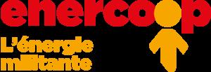 Logo enercoop : l'énergie militante