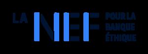 Logo de La Nef - Pour la banque éthique
