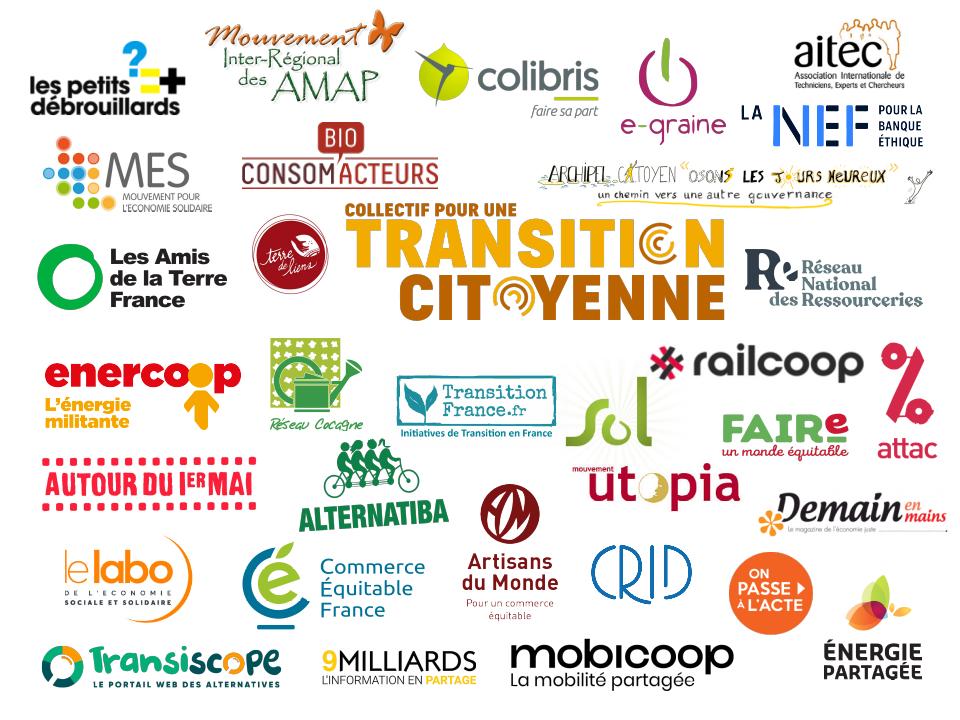 Logos des membres du CTC